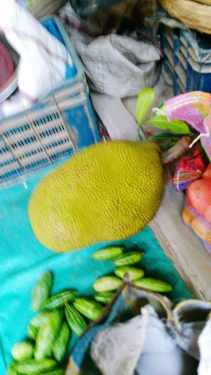 A Jackfruit In The Market For Sale