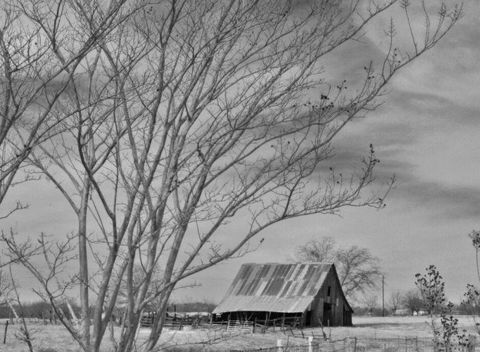 Blackandwhite Barn Country Living Eye4photography  EyeAmRuralAmerica