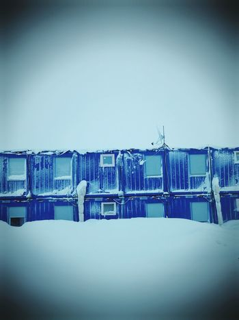 Freezing ❄ Check This Out Container ямал Россия Wintertime Colors