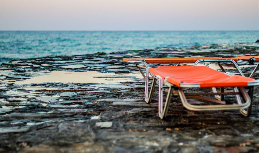 Sunset Crete