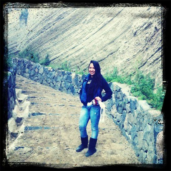 Quilotoa:)!