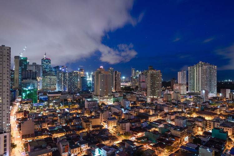 Makati at night ASIA Manila Manila Phillipines Manila, Philippines Philippines Architecture Building Building Exterior Built Structure City Cityscape Cloud - Sky Crowd Crowded Financial District  Illuminated Night Office Building Exterior Outdoors Residential District Sky Skyscraper Urban Skyline