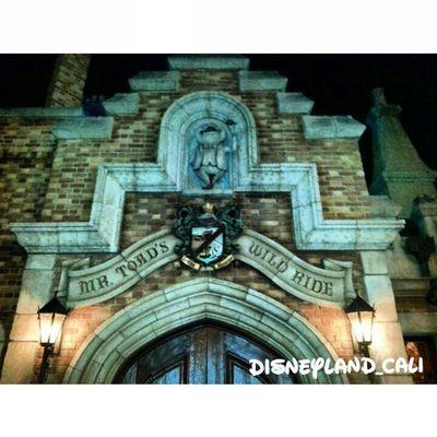 Mr.Toads wild Ride :) Disneyland Disneyland Disneyland_cali @disneylandresort Disneylandresort