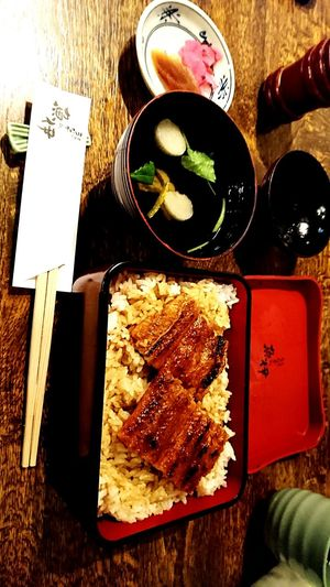【Osaka,Japan】eel bowl 鰻丼 December Winter Japan Japanese Food Eel OSAKA