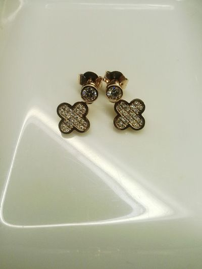 Earings Dimonds  Pretty♡ I Want This