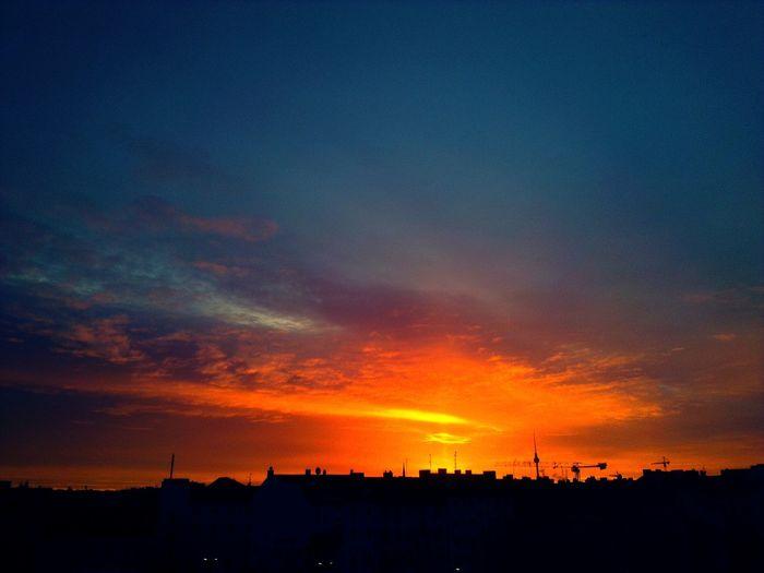 Wunderschönen Guten Bondschorno Sunrise