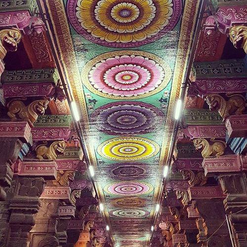 Enchantingtamilnadu Incredibleindia MeenakshiTemple Madurai Colorful S6photography Beenthere Temple Travel Spiritual