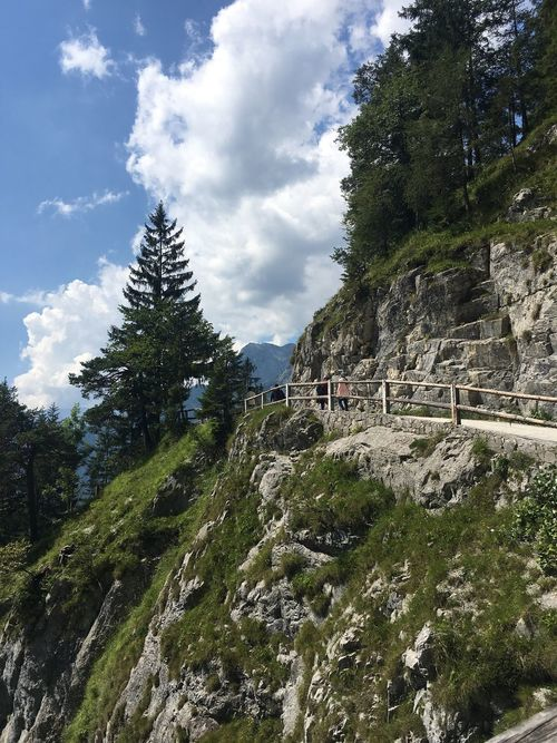 Ice cave, Werfen, Austria