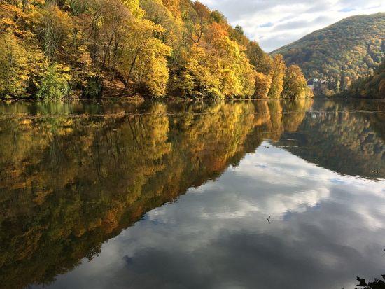 Reflection Lake Hungary Lillafüred