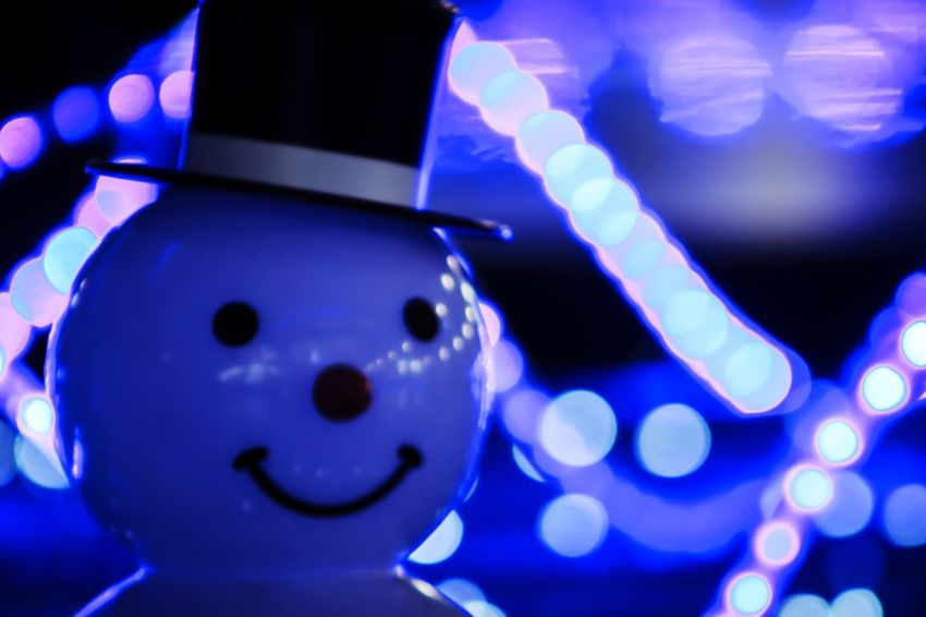 Frosty The Snowman Illumination