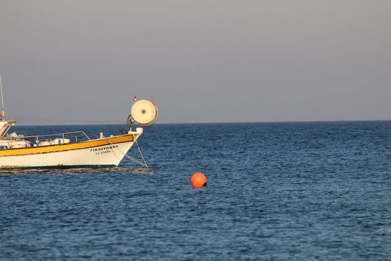 Fishing Boat Sea And Sky Sea Deep Blue Sea Sky Cyprus Avdimou Seascape Summer ☀ Summer Views Summertime Summer Beach Day Beach Life Beachphotography Small Boat Fishing Fishing Boats Small Boats Sea View Beach Photography Limassol, Cyprus Limassol Limassol Cyprus Limasol