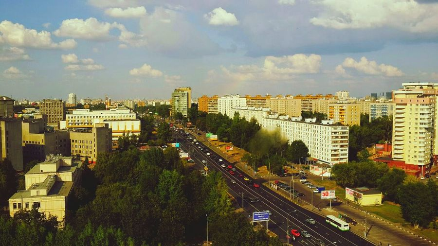 Moscow City Cityscape Business Finance And Industry Urban Skyline Architecture Outdoors Travel Destinations No People Skyscraper Urban Road Sky Day Scenics Tranquil Scene People Boom Shaka Laka Tranquility Love ♥ Windowlight