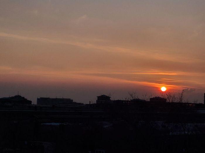 Sunset Outdoors Armenia