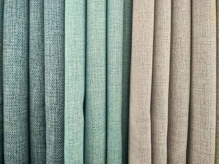 Fabric cool tone
