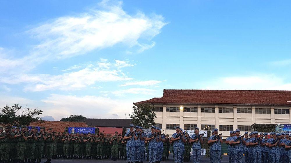 Passing Out Parade Graduation Parade Basic Military Training 7 Sept 2017 Singapore Sembawang Camp Sg_streetphotography Streetphotography