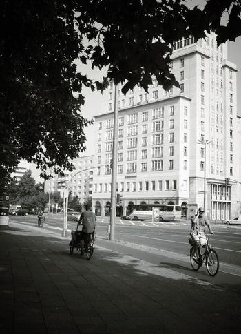 Streetphotography Berlin Blackandwhite Urban Landscape