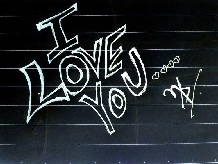 Love ❤💓 Love ♥ I Love You ! Love Passion Love You💋 Lovelovelove Graffiti Love Grafitti Calligraphy Calligraffiti Art Is Everywhere Posters