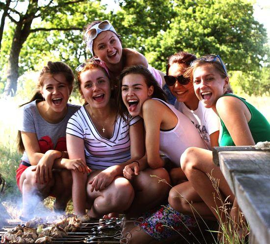 Everyday Joy Taking Photos Food Sunny Day Summer2014 Friendship Friends ❤ шашлыки шашлыкмашлык посидушки на природе ???