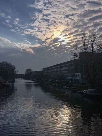 Sunrise Amstelkade