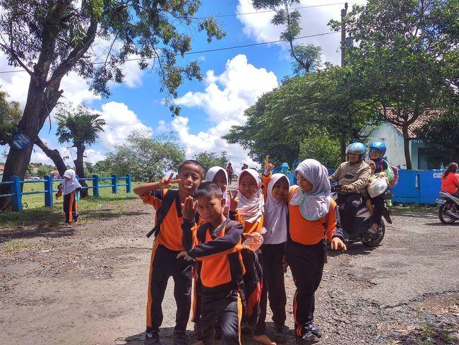 Bocah Indonesia First Eyeem Photo