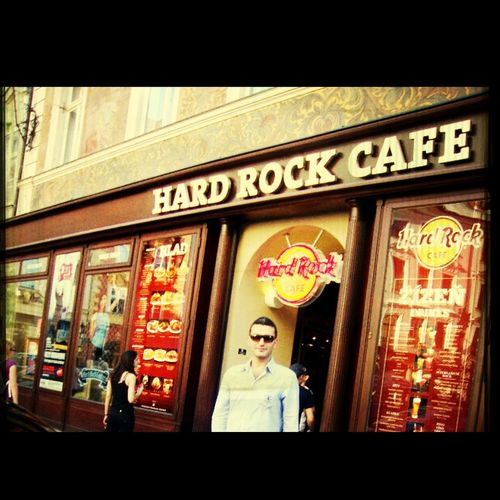 Prague Czech Republic Hardrockcafeprague EyeEm Best Shots