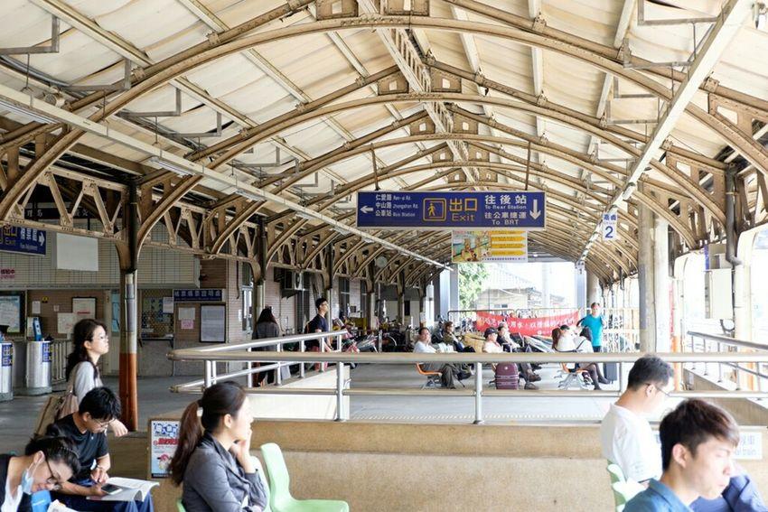 嘉義駅 Chiayi Station Chiayi 嘉義 Travel Photography Fujifilm Fujixe2 Fujifilm X-E2 Taiwan 台湾 XC16 Fujifilm_xseries