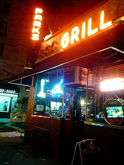 Parkside Bar & Grill.photo by Shell Sheddy Shellsheddyphotography Sheshephoto Lower East Side Archives NYC Street This Week On Eyeem Street Photography Street Photo Parkside Bar And Grill The Tourist
