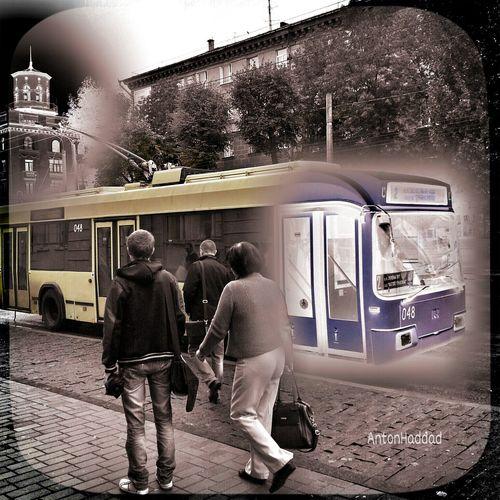 Transport of relief NEM Street NEM Memories MOB Fiction Magazine Shootermag
