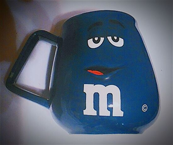 Facial Expressions Facial Expressions 😨 Human Representation Facial Expression Mug Check This Out Coffee Mug M&m's Coffee Mugs Collectable Merchandise Collectable Items Mugs Blue Emoji Emojis Emojis :) M Emoticon Emoticons Sad Emoticonfaces M And Ms M & M's Faces Emojiporn M&ms M&m's World M&m Photography Advertising Face