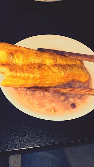 中国传统早餐!