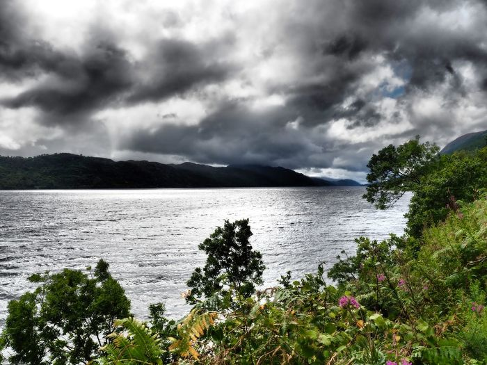 drama @ Loch Ness Sky Dramatic Sky No People Water Landscape Lake