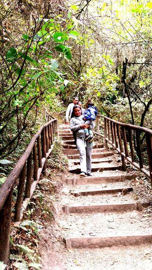 El Chorro Ecuador Trip Vacations