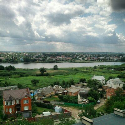 Last one...view from the 9th floor Vinnitsa Vnua SirSergePhoto Town view igspiration photooftheday Винница