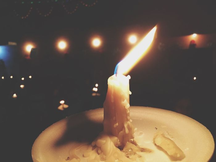 La flama Flame Vela Señor De Esquipulitas Moroleon