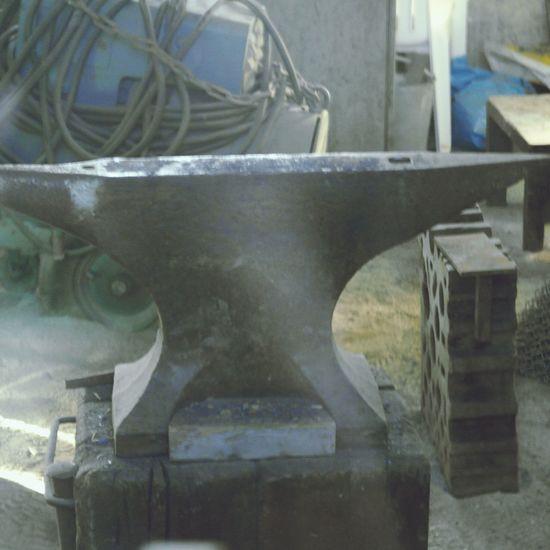 Blacksmith  Looking Through The Window