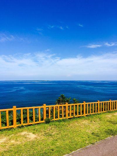 Okinawa Sea Sky