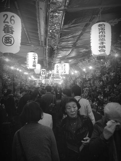 酉の市 花園神社 歌舞伎町 一の酉 Japanese Style Japanese Shrine