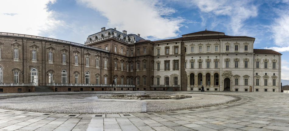 Italia Piedmont Italy Piemonte Architecture Building Exterior Built Structure City Cloud - Sky Day History Italy No People Outdoors Piedmont Reggia Sky Venaria Reale