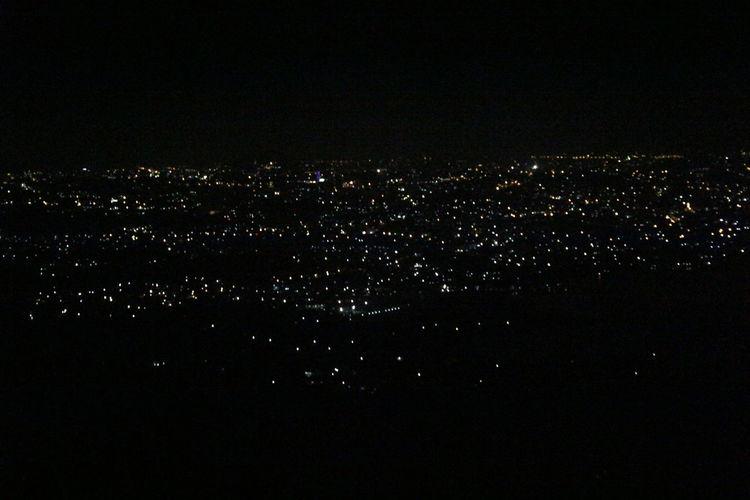 Woohooo!!! City Light Nightphotography Urban No People What Who Where Beautifully Organized Indonesia_photography