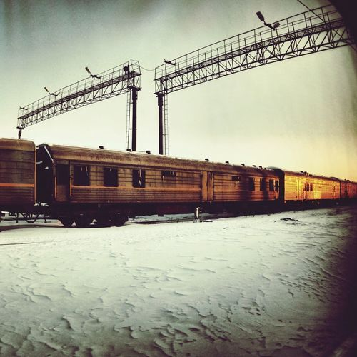 Deep winter on the transsiberian railroad. Siberia Siberia Teaches Documentary Videoproduction Coldfocus