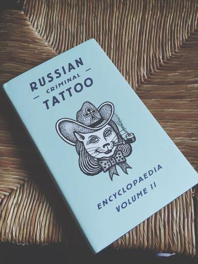 Encyclopédie Chat Tatouage Russie