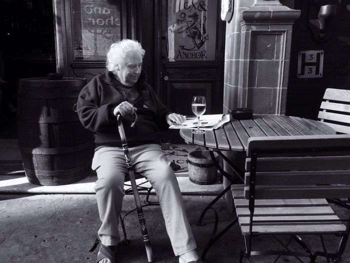 With a wine you'll be fine Streetphoto_bw The Minimals (less Edit Juxt Photography) Eye4thestreets EyeEm Best Shots - The Streets
