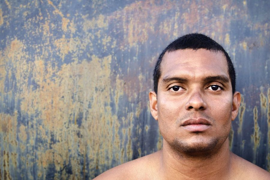 One Man Only Only Men One Person Human Face Headshot Mid Adult Men Adult People Portrait Men Adults Only Beautiful People Water Looking At Camera Real People Human Body Part Close-up One Young Man Only Day Young Adult Cuba Collection CUBA! Cubano Cuban Man Cuban People