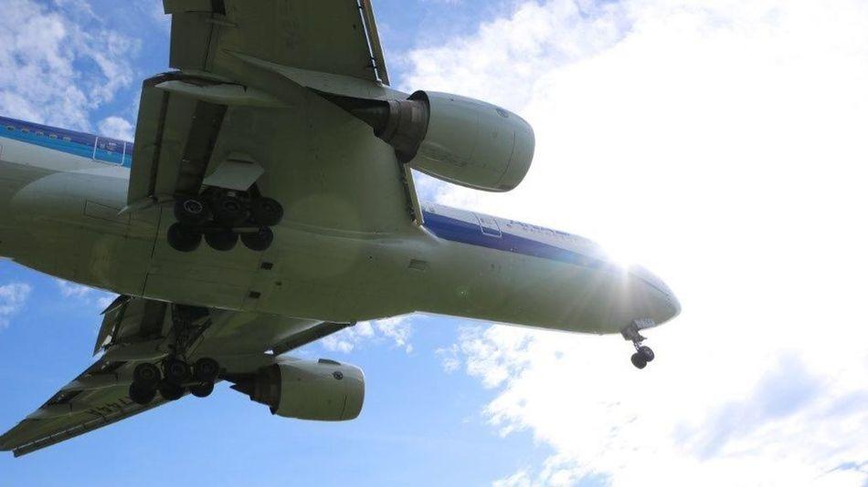 飛行機 Plain 伊丹空港 千里川 おはようございます🎵飛行機大好き✨💛 Airport