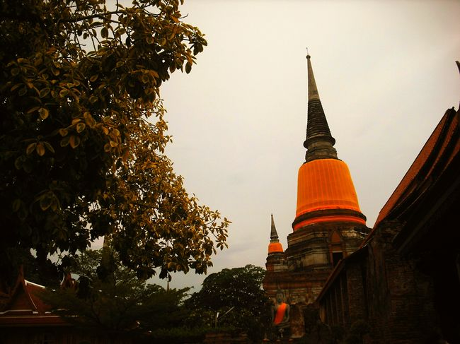 Religion Architecture History Business Finance And Industry Travel Destinations Statue Arts Culture And Entertainment Ancient Spirituality No People Outdoors Tree Cityscape City Sky Day The Lord Buddha, Buddhism Make Merit Temple Nature Thailand EyeEm