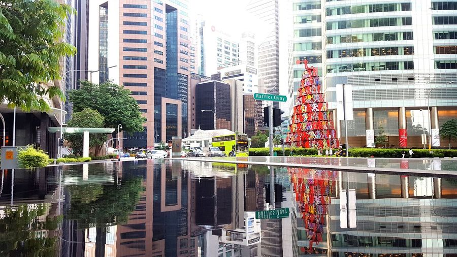 Raffles Quay -