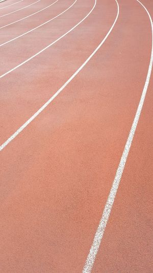 Lines Outdoors Abstract Patterns & Textures The Color Of Sport Urban Geometry Curves Sport Keeping Fit Color Palette Orange Pivotal Ideas Speed Lines Race Tartan Track Sports Jogging Healthy Lifestyle Doing Sport Running Numbers Colour Of Life Competition From My Point Of View No People