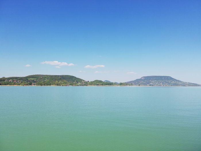 Lake Balaton in