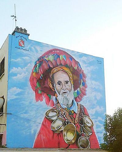 Color Of Life Colors Color Photography Grafiti Art Grafitti Wall Grafity Art Casablanca Morocco EyeEm City Street Eyemphotography Garab Moroccan Art Happy Happiness Water