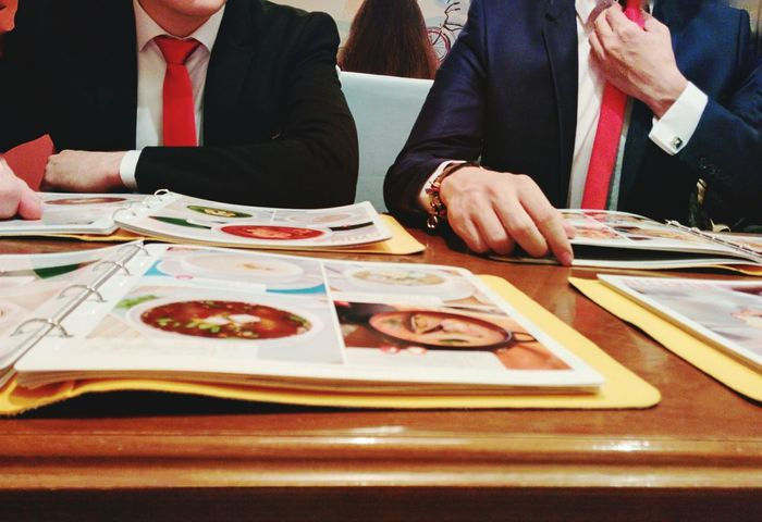 Hands at work. Hands, restaurant, red, ties,business. Hands At Work Business Hands Restaurant Red Ties Mans THESE Are My Friends Showing Imperfection
